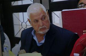El expresidente Ricardo Martinelli no aparece en el padrón electoral.