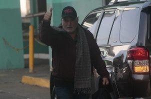 El expresidente Ricardo Martinelli pasó a arresto domiciliario desde el pasado 12 de junio. Foto: Víctor Arosemena