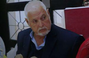 Ricardo Martinelli ha manifestado en varias ocasiones que su proceso es 100% político. Foto/Archivos