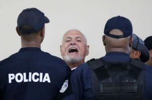 Expresidente Ricardo Martinelli acusa a la fiscalía de dilatar juicio. Foto: Panamá América.