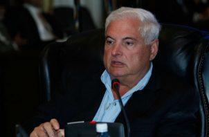 Ricardo Martinelli reside y vota en San Francisco. Foto/Archivos