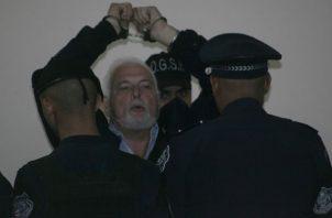 Ricardo Martinelli se mantiene retenido en el centro penitenciario El Renacer desde el 11 de junio. Foto/Victor Arosemena