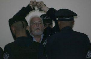 El expresidente de la República se encuentra recluido en el centro penitenciario El Renacer desde su extradición de Miami. Foto/Archivos