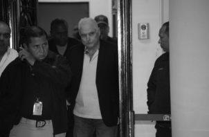 El próximo martes 9 de abril se realizará la audiencia de impugnación de postulación al cargo de alcalde del distrito de Panamá del expresidente Ricardo Martinelli. Foto: Archivo.
