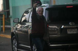 Ricardo Martinelli dijo ante el tribunal el último día de juicio que es inocente.