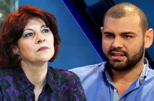 Valencia advierte que la diputada Vallarino insiste en la impugnación porque busca la impunidad.  Archivo