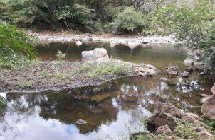Dos niñas mueren ahogadas en el río Cuay en Santa Fe de Veraguas. Foto: Ministerio Público.