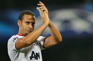 Rio Ferdinand Foto AP