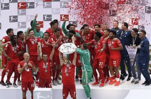 El Bayern domina Alemania.