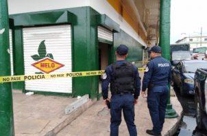 Por el momento en ninguno  de los dos casos no se tienen detenidos, pero continúan las investigaciones. Foto/Diómedes Sánchez