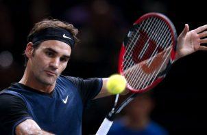 Roger Federer Foto EFE