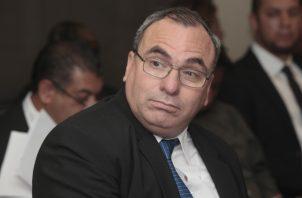 """Rolando """"Picuiro"""" López, secretario del Consejo de Seguridad Nacional."""