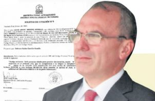A Rolando López se le acusa de impedir que la defensa de Ricardo Martinelli Berrocal pudiera tener acceso de forma expedita a los testigos de esta institución requeridos para el juicio oral.