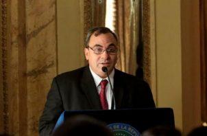 Rolando López acepta que el Consejo de Seguridad Nacional pincha teléfonos. Foto: Panamá América.