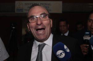 Rolando López, exjefe del Consejo de Seguridad Nacional.