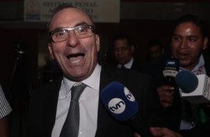 A Rolando López Pérez  se le ha señalado por presionar y coaccionar a testigos con el fin de inculpar a Ricardo Martinelli. Foto de archivo