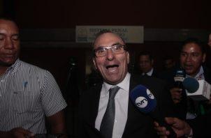 Rolando López intervino en el nombramiento del testigo protegido en EE.UU. Foto de archivo