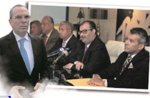 """Jefe del Consejo de Seguridad Nacional (CSN), Rolando """"Picuiro"""" López."""