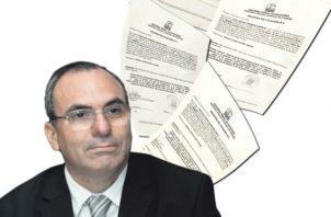 Ministerio Público admite una querella penal contra Rolando López. Foto: Panamá América.