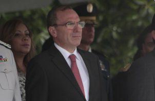 Rolando López, actual jefe del Consejo de Seguridad Nacional.