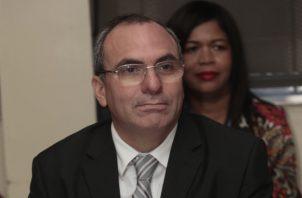 Rolando López, jefe del Consejo de Seguridad.