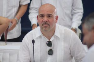 El ministro Rolando Mirones denunció algunas irregularidades encontradas dentro de la Policía Nacional.