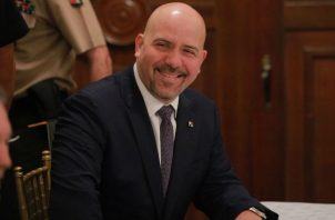 Ministro de Seguridad, Rolando Mirones. Foto/Cortesía