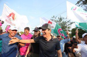 El excandidato presidencial afirmó que CD asumirá un rol activo como principal contrapeso a la gestión de Cortizo. Foto de Archivo