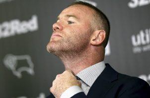 Rooney afronta con ilusión el reto.