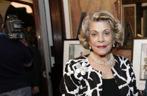 Fallece la escritora y doctora panameña Rosa María Britton. Foto: Panamá América.