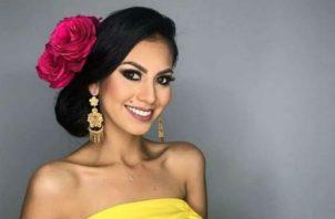 Señorita Panamá víctima de la delincuencia. Foto/Archivo