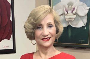 Rose Marie Tapia. Foto: Cortesía.