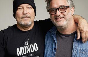 Rubén Blades.