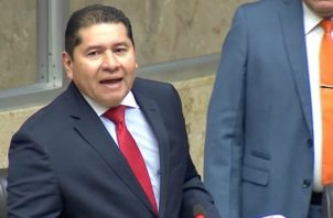 Rubén De León fue diputado del Partido Revolucionario Democrático (PRD) en el quinquenio pasado.