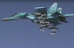 Los aviones chocados no llevaban municiones a bordo. Foto: Archivo/Ilustrativa.