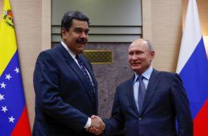 """La ministra de Comercio Exterior e Inversión Internacional venezolana, Yomana Koteich, consideró que las sanciones """"son una oportunidad, tanto para Rusia como para Venezuela""""."""