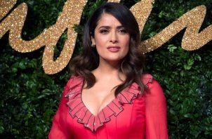 "Salma Hayek actuará en ""Bliss"". Foto: https://www.hispanospress.com"