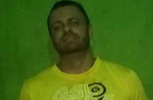 """""""Salvaje Bill"""" está preso por varios homicidios. Foto: José Vásquez."""