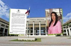 La magistrada Myrtha Varela de Durán emitió argumentos que sustentan porque no se debió admitir la impugnación contra Ricardo Martinelli.