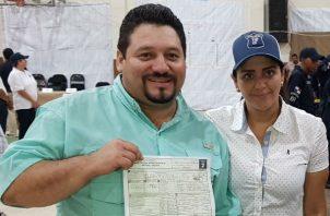 Samid Sandoval actuará de forma legal contra el Tribunal Electoral. Foto: Panamá América.