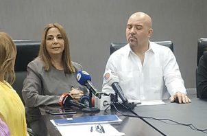Acusan a la directora de Migración, Samira Gozaine de tráfico de influencia. Foto/Archivos