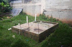 Con el proyecto Sanidad Básica la gestión de Juan Carlos Varela pretendía erradicar 300 mil letrinas a nivel nacional. Foto de Thays Domínguez