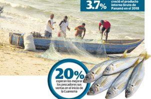 A pesar de que Panamá es un país rodeado por dos mares, el precio del marisco supera al de otros productos como, por ejemplo, el pollo. Foto/Archivo