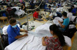 Para el sector textil de la India, las características de la industria colombiana son inmejorables. Foto:Cortesía