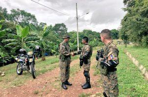 La captura se dio en la frontera con Colombia.