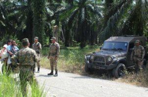 Rearme de las FARC mantiene en alerta al servicio de frontera panameño. Foto/Cortesía