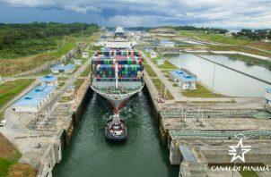 El Canal calcula que las restricciones de calado de este año le provocaran unas pérdidas de $15 millones. Foto: Canal de Panamá.
