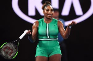 Serena Williams sigue en gran forma.
