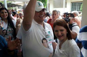 Sergio 'Chello' Gálvez logró el 57.19% del total de los votos escrutados para la candidatura a diputado por el circuito 8-7. Foto/Archivos