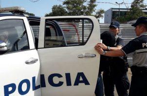 Las estudiantes eran amenazas por el docente. Foto: Mayra Madrid.
